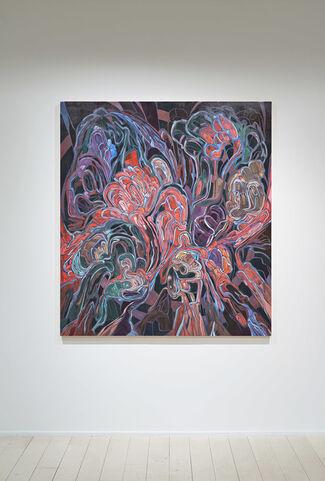Emilio Perez and Leonardo Drew, installation view