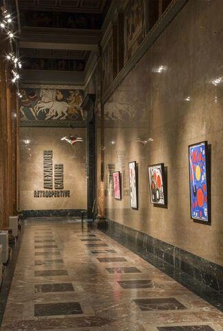 Alexander Calder: Retrospective, installation view