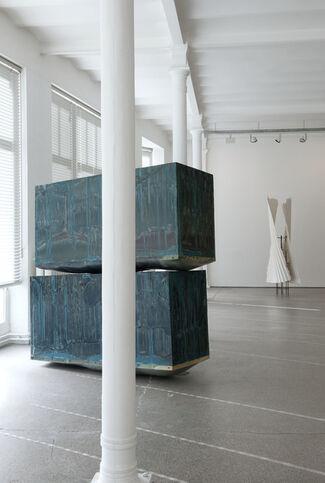 Technique et Sentiment - Une exposition imaginée par Didier Vermeiren, installation view