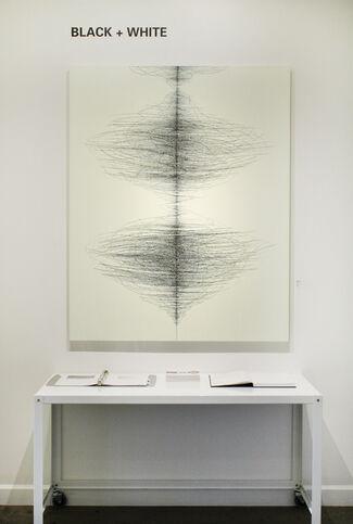 Black & White, installation view