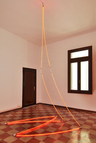 Personal Structures 2011, installation view