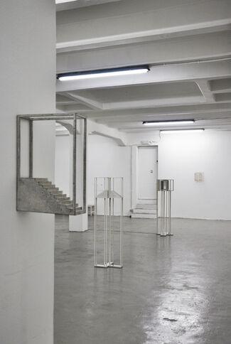 Hidden Steps, installation view