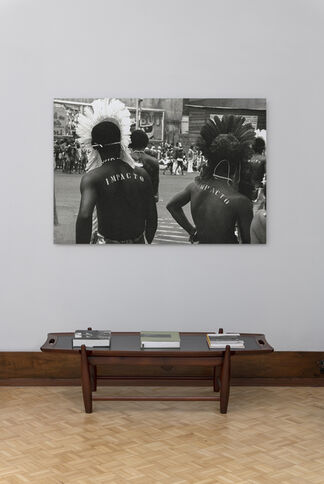 Pinakotheke at Latitude Art Fair, installation view