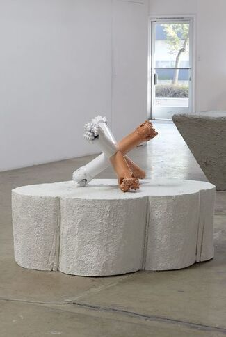 Thomas Macker: ⁂ (Asterism), installation view