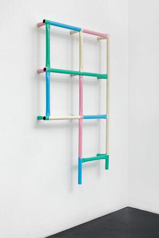 Muscle Memory: Donna Huanca & Przemek Pyszczek, installation view
