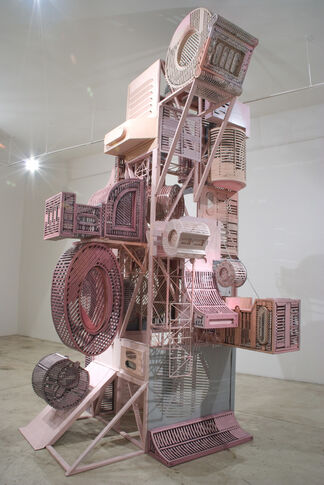 Jane South: Tower, installation view