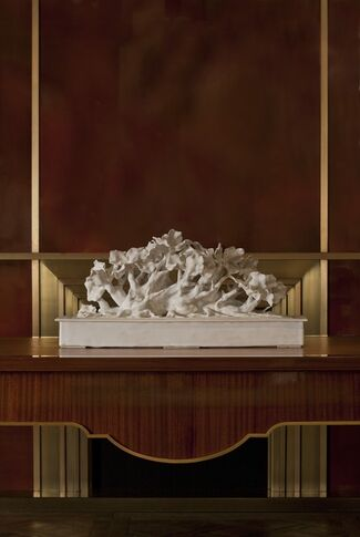 Maison Gerard at The International Fine Art and Antiques Dealers Show 2012, installation view