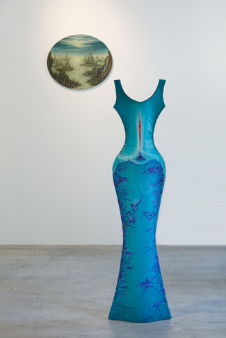 Sanae Takahata: Metamorphosis, installation view
