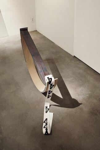 """vol.51 Akie Tsuzuki Kayo Miyashita """"Eleven Paper"""", installation view"""