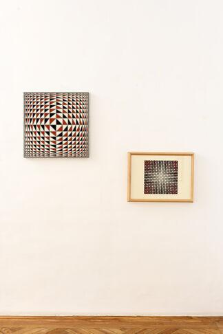 GARCÍA MIRANDA [1959-1966]. A Silenced Argentinean from GRAV, installation view