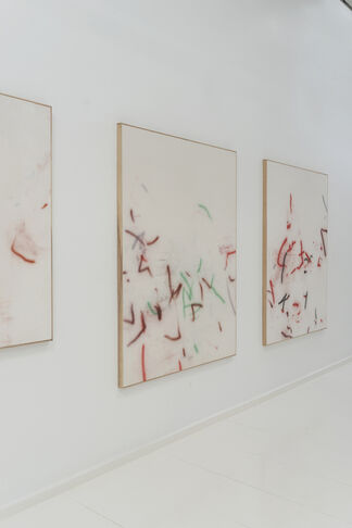 On & Off Exhibition, installation view