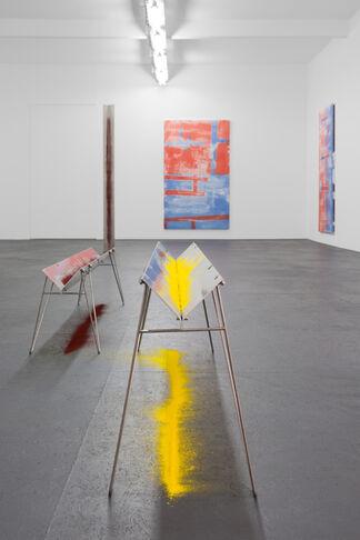 Maximilian Arnold *Reasonable Doubt*, installation view