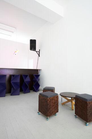 Recreation, installation view