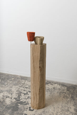 THAT WHICH CANNOT BE REPAIRED - TONICO LEMOS AUAD, installation view