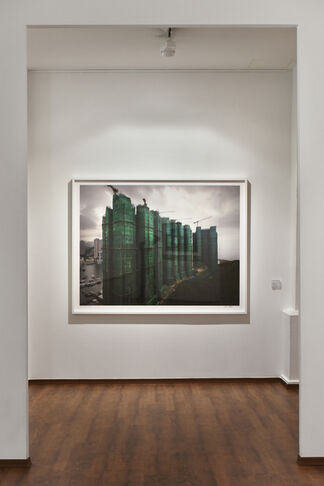 STRUCTURE: A Photographic Exhibition by Peter Steinhauer, installation view