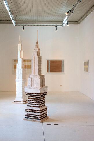 PESSOAL # 3 / INTERSECCIONES - M Berkenwald, G Pulido & T Rivas, installation view