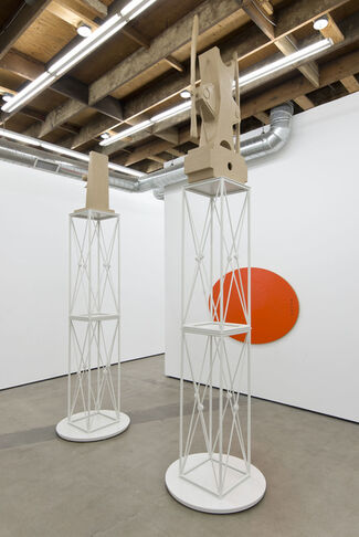 Michael Rey: OMES, installation view