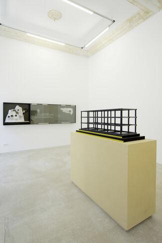 Reconstructed Memories (Lariam B), installation view