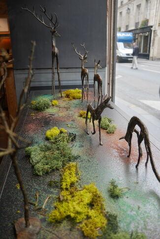 Sylvie Mangaud - Solo show, installation view