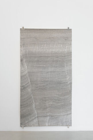 Sophie Tottie - Material Marks (as far as I can reach), installation view