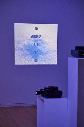 The Brink: Demian DinéYazhi´, installation view