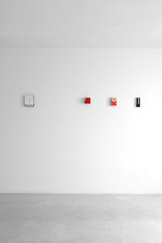 Kid Blocks, Boxes, and Boats, installation view