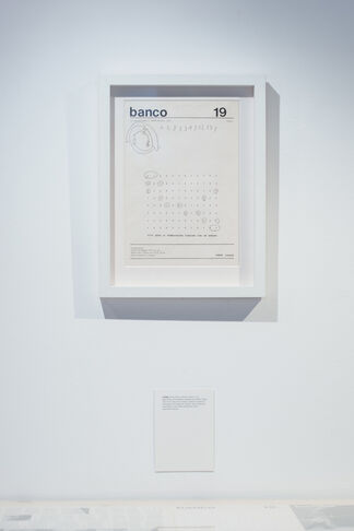 André Cadere. Conceptual Documents 1972-1978, installation view