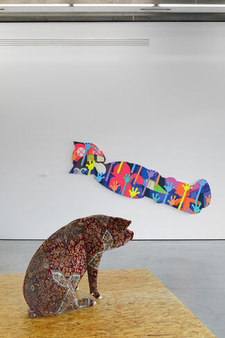 MUTATED REALITY, installation view