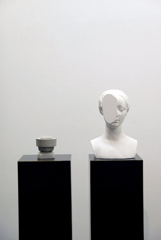 Odyssey in Italy, installation view