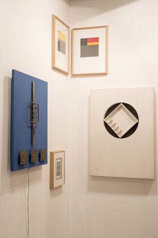 GALERÍA JOSÉ DE LA MANO at ARCOmadrid 2017, installation view