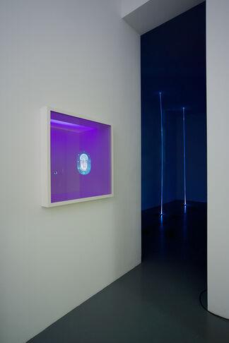 Helga Wretman – Wellness in a Box @ Der Würfel, installation view