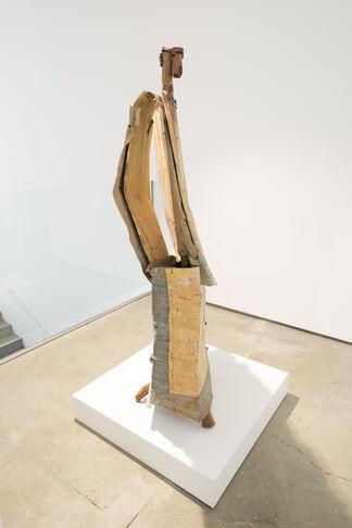 El Anatsui: Five Decades, installation view