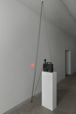 still (not) moving, installation view