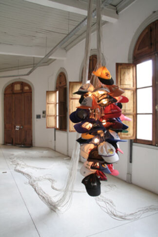 TDSOTN - Rodrigo Vergara, installation view