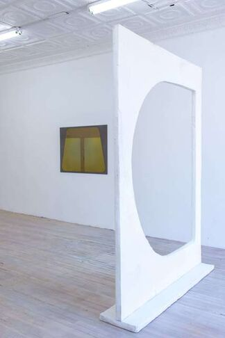 Though You've Hit a Bump, installation view