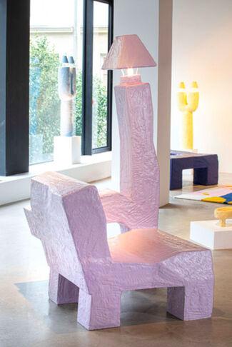 Léa Mestres at Unique Design x Shanghai 2020, installation view