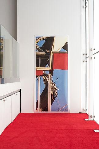 lauren woods Solo Exhibition, installation view