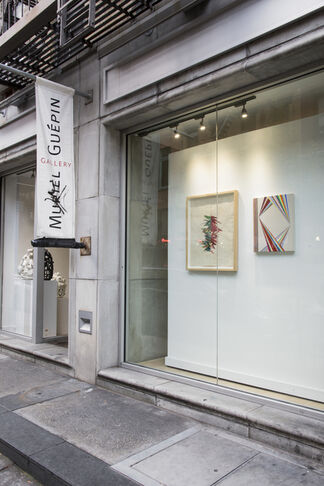 Parallel Lines, installation view