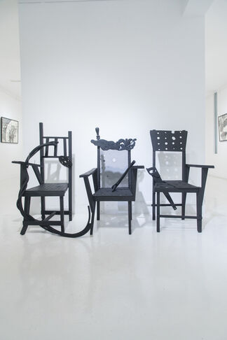 DISAPPEARENCE | P. PUSHPAKANTHAN, installation view