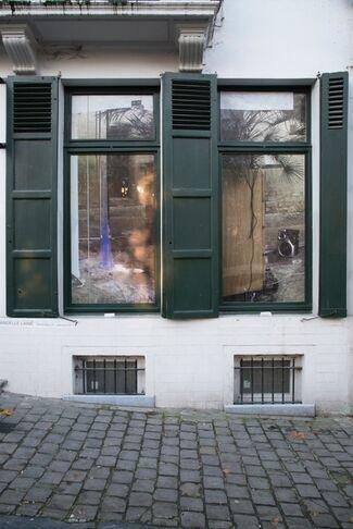 Emmanuelle Lainé, installation view
