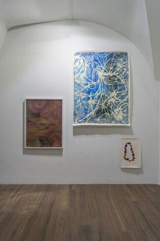 Maurizio Donzelli - imenigma, installation view