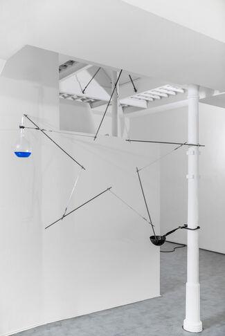 Galleria de' Foscherari at miart 2017, installation view