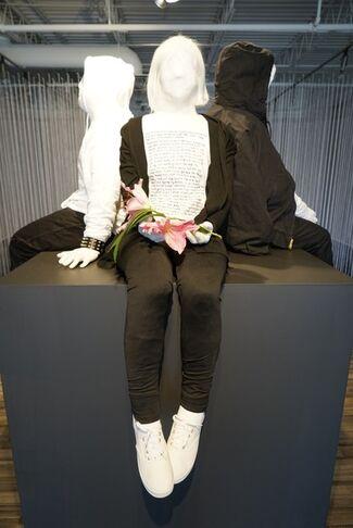 HOTTEA- Solo Exhibition, installation view