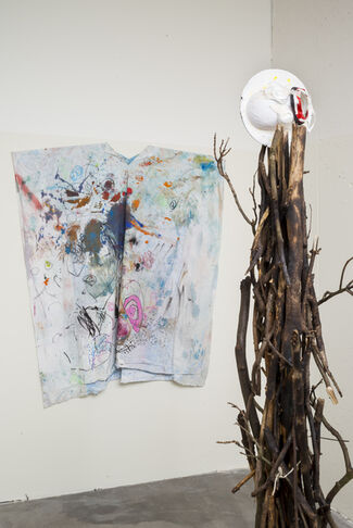 Body Talk: Feminism, Sexuality and the Body in the Work of Six African Women Artists, installation view