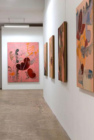 Katarina Spielmann, installation view