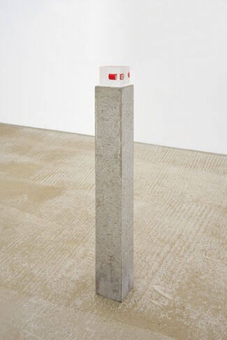 Nina Canell   Dimensions Withheld, installation view