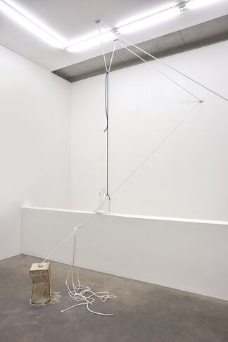 Galerie Lily Robert at miart 2017, installation view