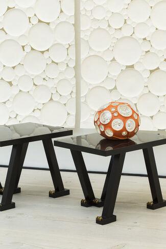 Galerie Dutko at Collect 2018, installation view