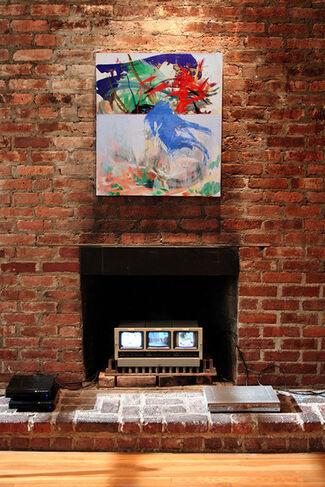 STADIA: New Work by Anne Sherwood Pundyk, installation view