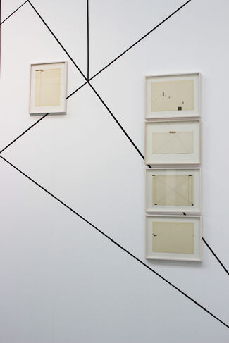 Christine König Galerie at Art Berlin 2017, installation view